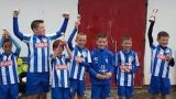 Hawks celebrate Holyhead Tournament Win 01/06/2014