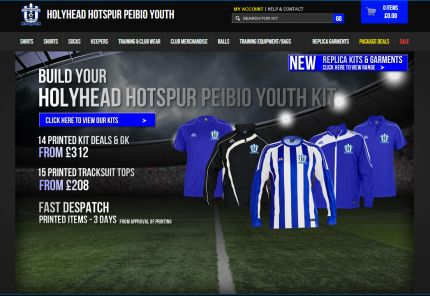 New Online Club Shop