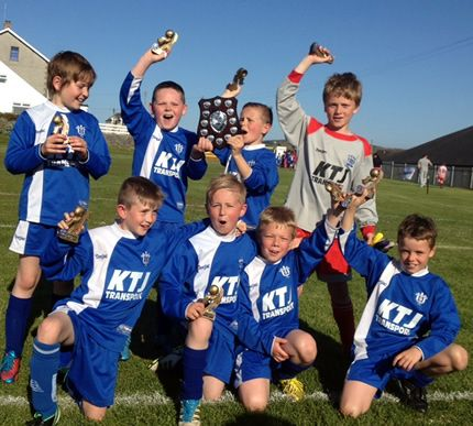 Hondaz win Amlwch Tournament