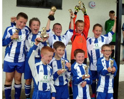 Hawks win Llanfairpwll Tournament