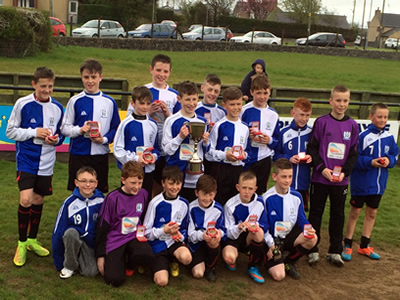 under 12s win nwcfa cup final